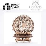 Ugears - Mechanical Flower